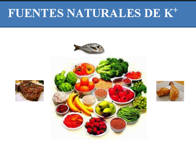 Potassium intake improves cognitive functions and prevents hypertension