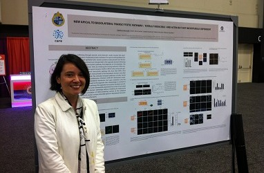 CARE Researcher presented her doctoral dissertation at ASCB 2016 Congress in San Francisco